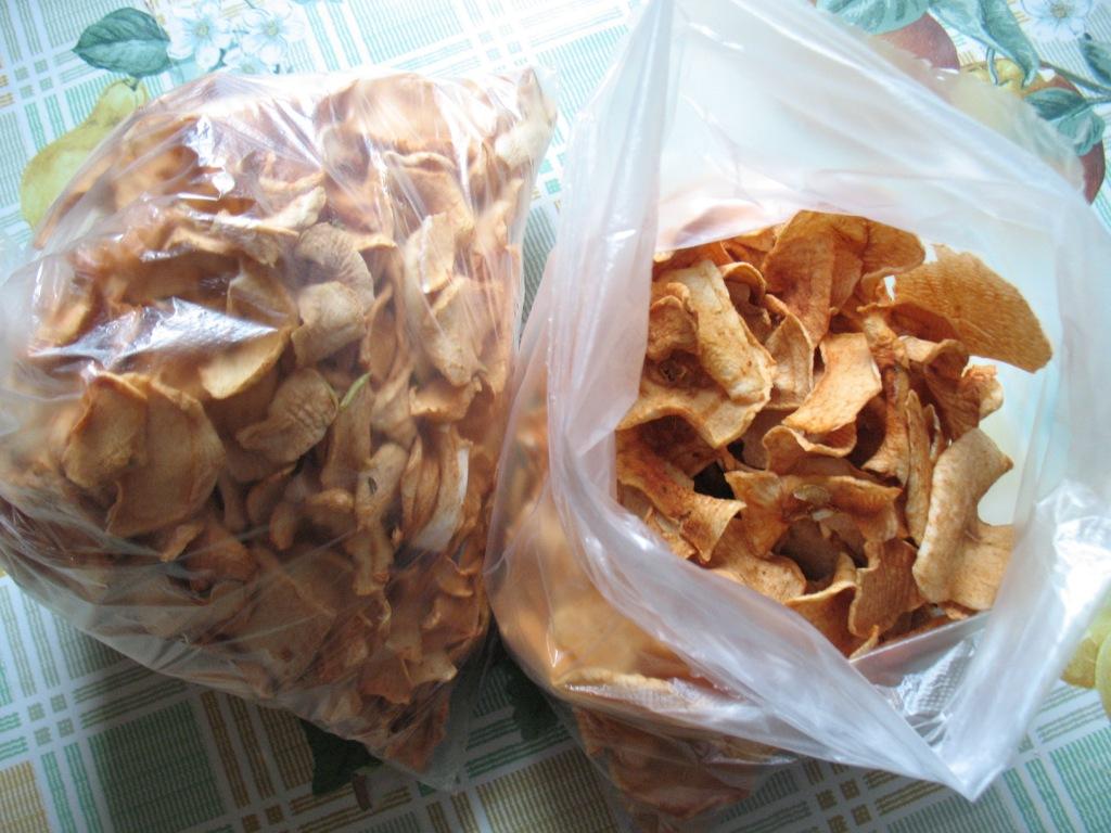 Как сделать яблочный чипсы 93