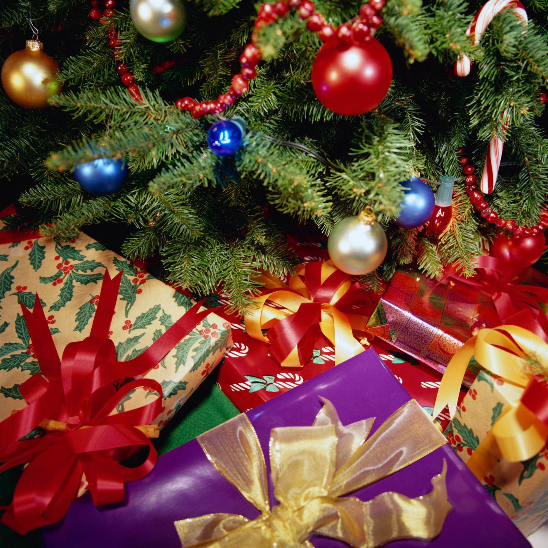 Теория подарка на новый год