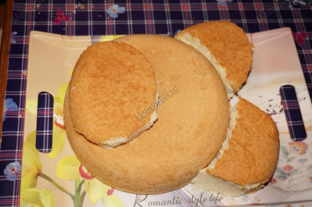 Как приготовить торт ребенку своими руками